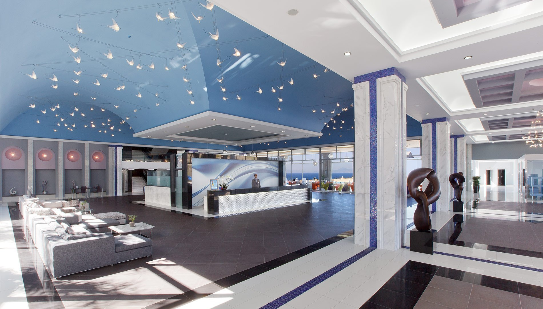 Bildergalerie | Atrium Platinum Luxus-Hotel auf Rhodos
