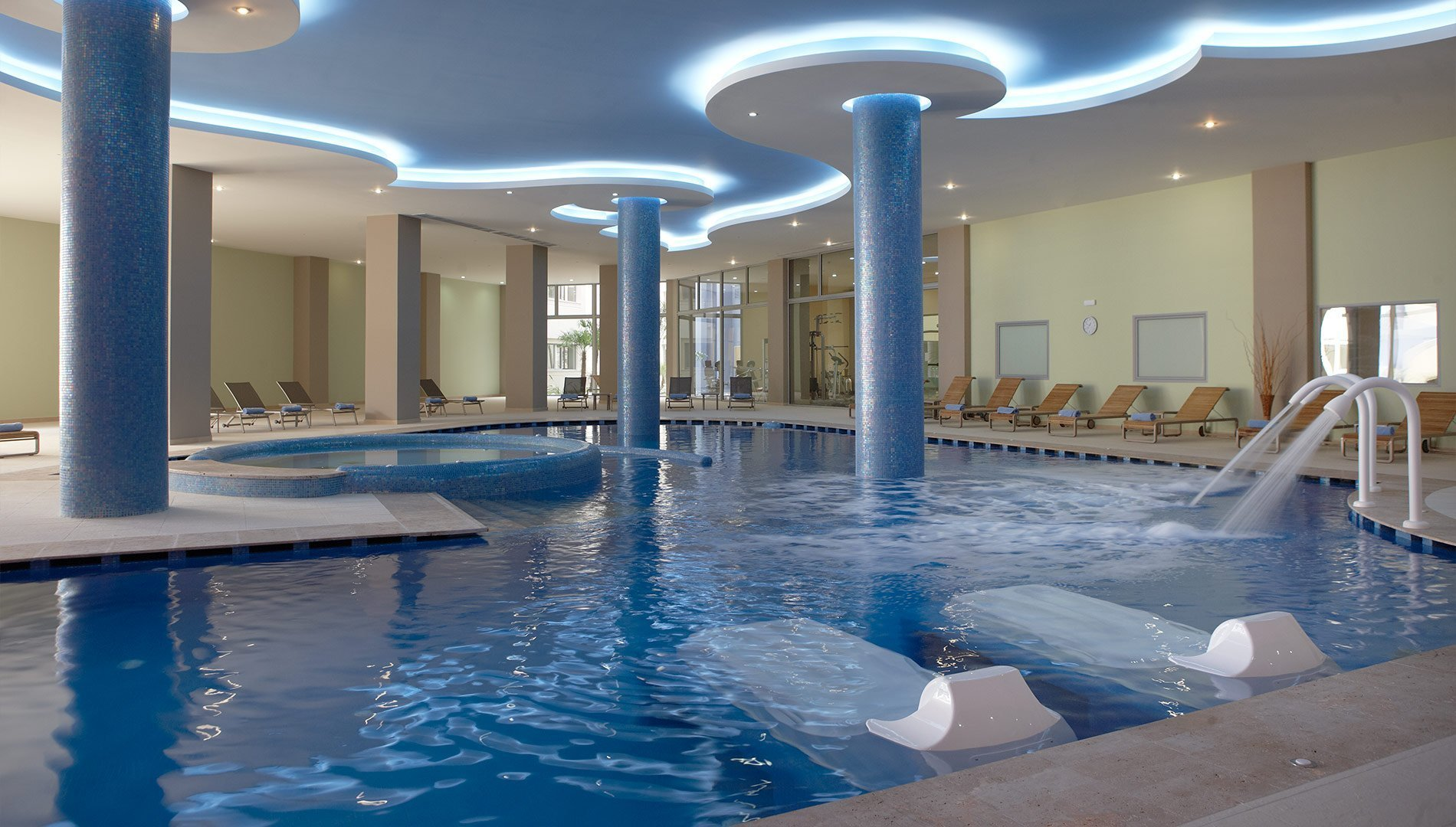 Spa resort rhodes luxury spa in rhodes for Small luxury spa hotels